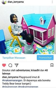Playground Mak Semarangan