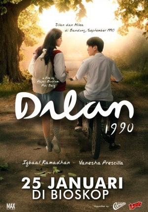 cover film Dilan