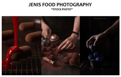 Foto dari slide workshop Chef Hari