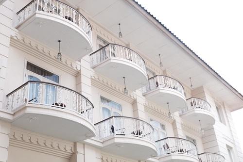 hotel phoenix balkon