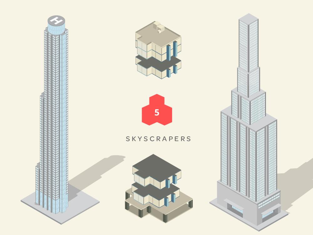 isometric-maps-public-skyscrapers