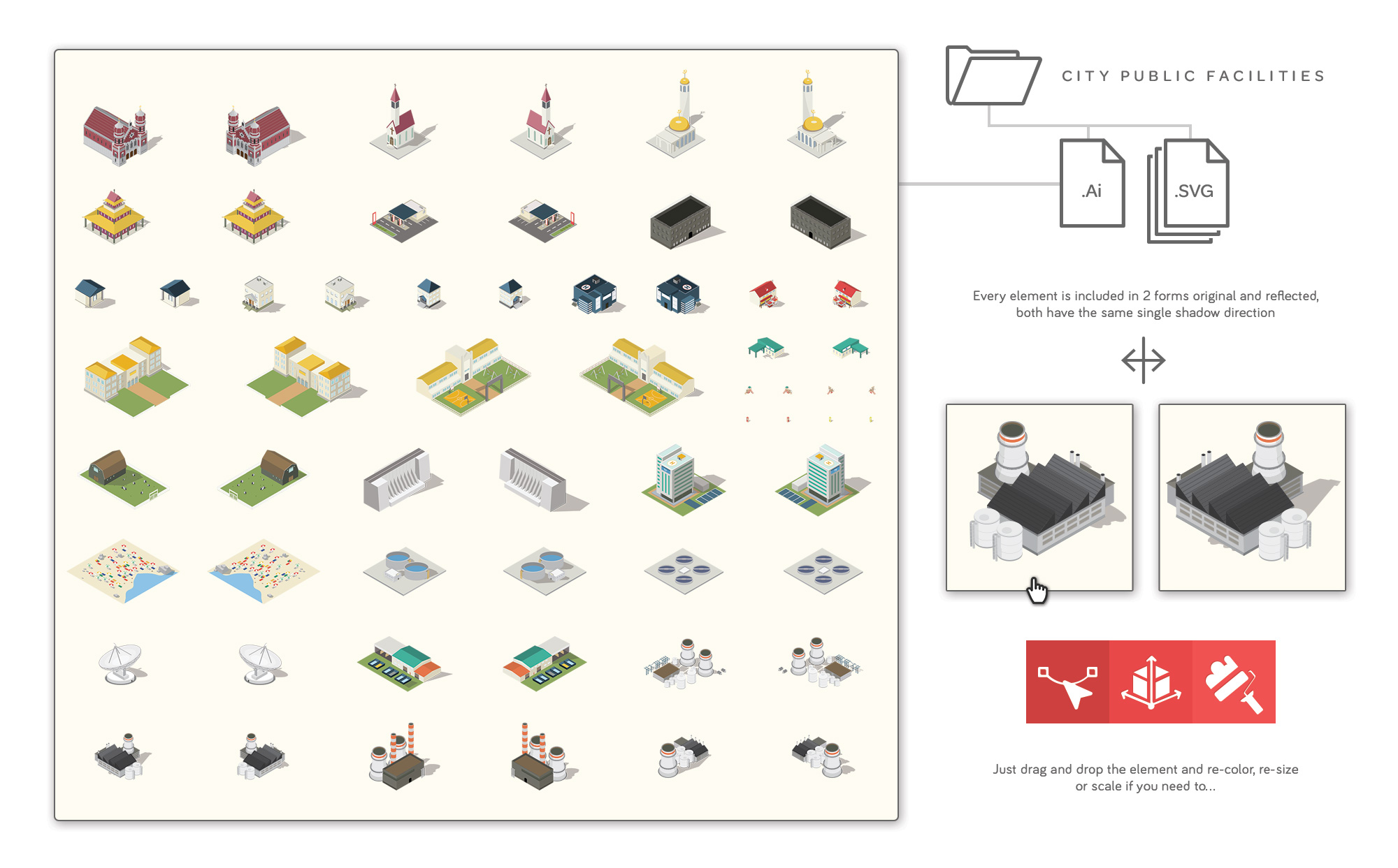 Build Isometric Maps Isometric City Map Builder Vector