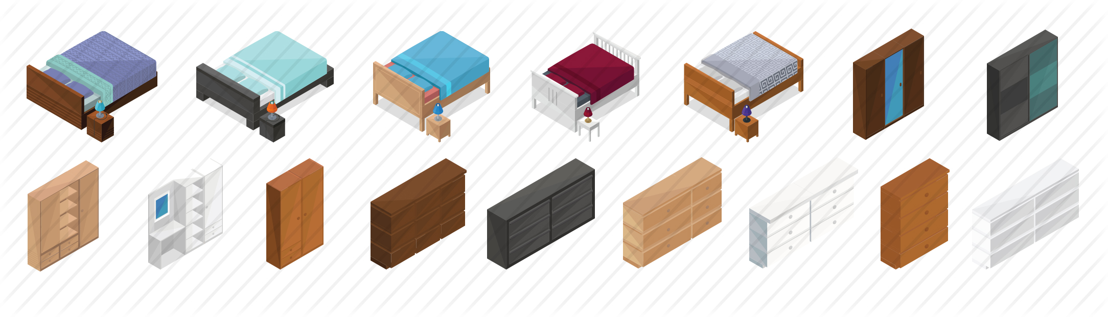 Bedroom-Isometric-Home-preview