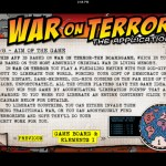 "The ""war on terror"" summed up perfectly in a board game"