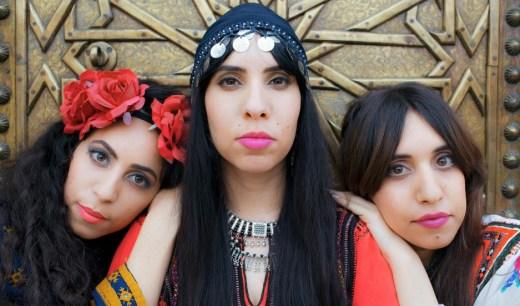 A-WA Habib Galbi: Yemenite Folk Meets Electronic Dance