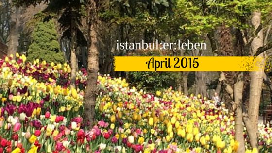 April 2015 Tulpenfestival