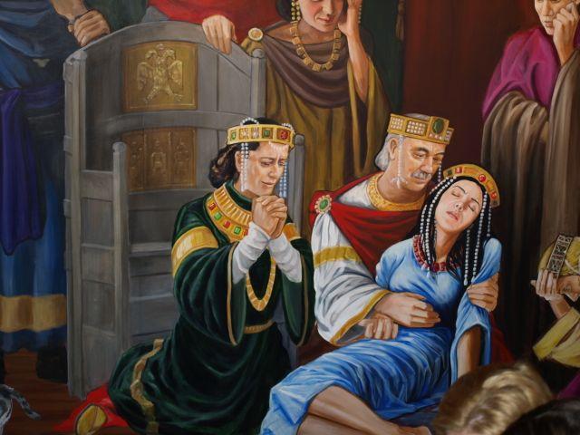 Tod der Prinzessin