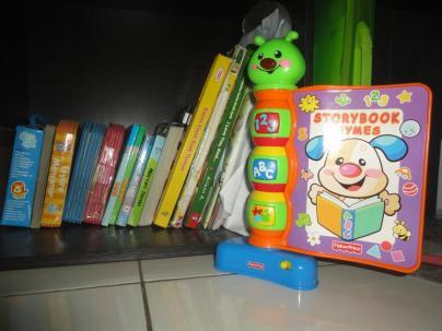 Buku-buku Naia