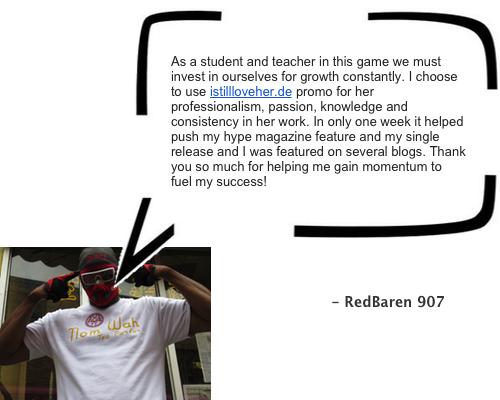 Testimonial RedBaren 907