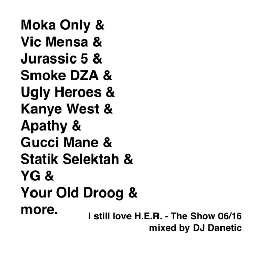 I still love H.E.R. - The Show 06:16 (cover art)