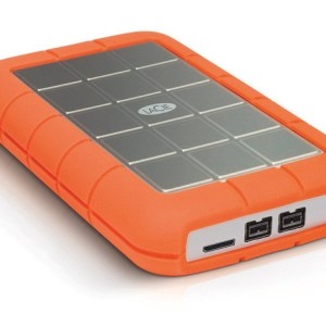 LaCie Rugged Triple 1 TB