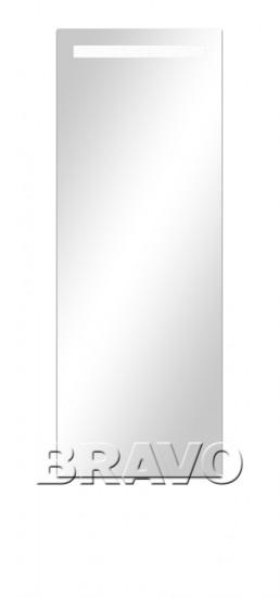 Зеркало с подсветкой (серебро) Цена 3 825р.