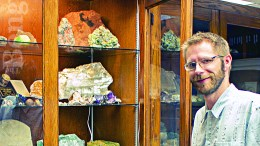 Geology department appoints new chair