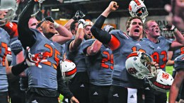 The 2014 Idaho State Football team saw a winning season that they hope to continue with their new list of recruits.