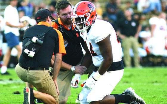 ISU injury