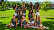 ISU women's tennis team