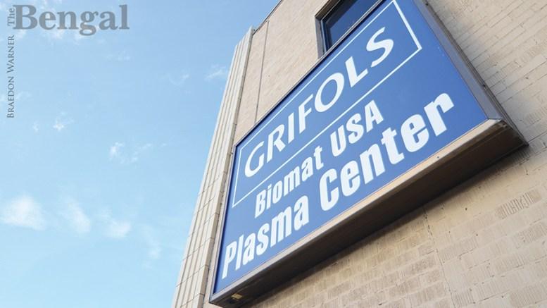 GRIFOLS Biomat USA Plasma Center