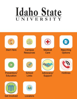 Screenshot of the ISU page on the Reach Out Editions app by Capptivation, Inc.