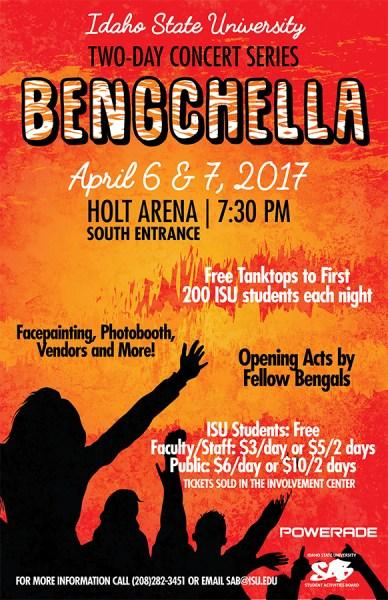 Bengchella poster