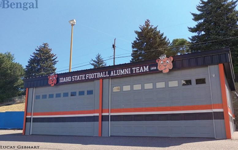 Idaho State Football Alumni Team garage