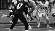 Jenkins #47 on the football field