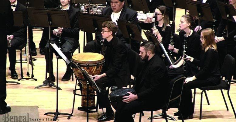 ISU symphony
