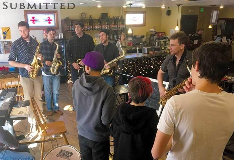 Live music in Pocatello