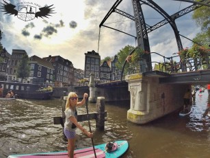 Stand Up Paddling Amsterdam