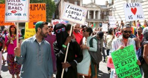 Homofobi ve Nefrete Karşı Onur Yürüyüşü [Foto Haber]