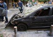 Yunanistan: Nemesis Projesi: Ateş Hücreleri Komplosu Hakim Tsataninin Evine Yapılan Bombalı Saldırıyı Üstlendi