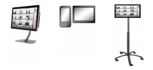 小型サイネージ (2)
