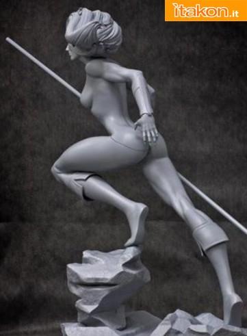Pop Culture Shock: ThunderCats - Cheetara 1:4 Statue - Anteprima