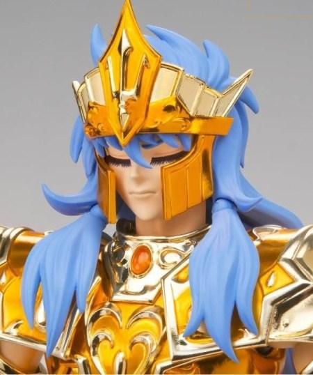 Saint Cloth Crown - Sea Emperor Poseidon