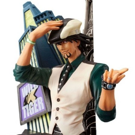 Tiger & Bunny Chess Piece Collection R Vol.1