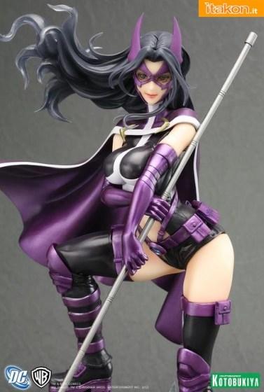 huntress bishoujo kotobukiya DC