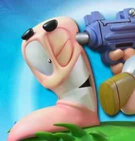 Armageddon Diorama Exclusive Worms 2