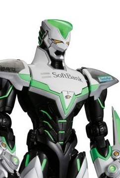 Tiger & Bunny Figure-rise 6
