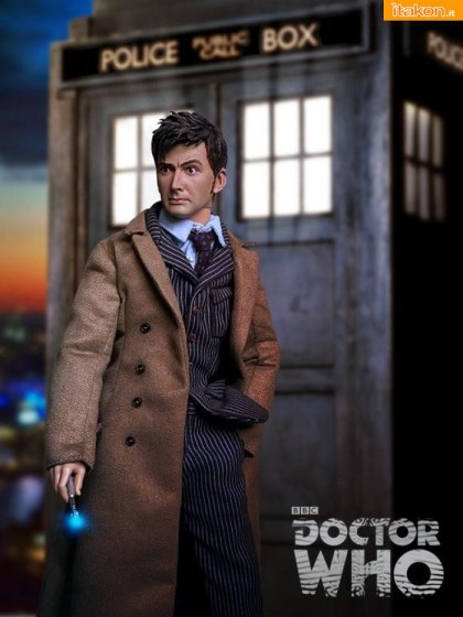 Big Chief Studios: Tenth Doctor Who 1/6 Scale - Anteprima
