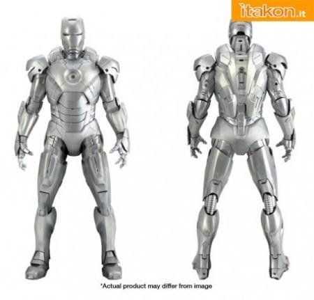Iron Man Mark VII RAW Edition  (1)