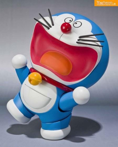 doraemon - robot damashii - bandai - ristampa 2
