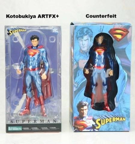 Kotobukiya ARTFX Bootleg Superman Green Lantern 20a