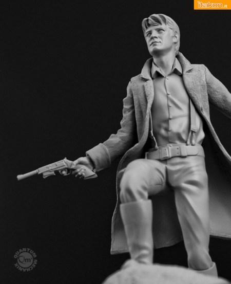Malcolm Reynolds 16 statue di Quantum Mechanix (8)
