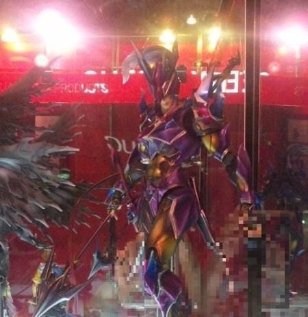TGS2013 lo stand di Square Enix 02