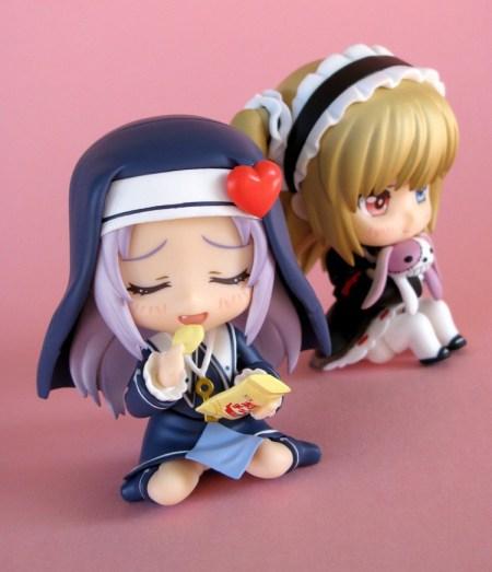 099 Maria & Kobato Nendoroid - Boku Wa NEXT - GSC Recensione