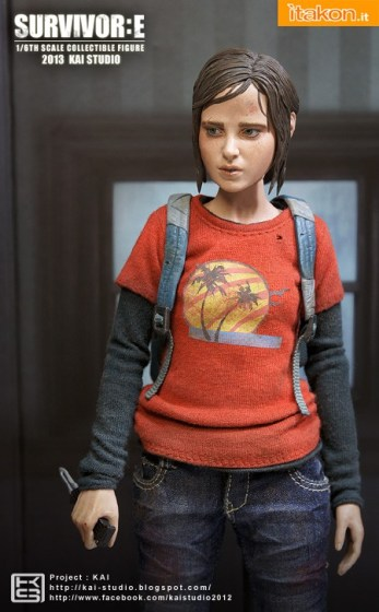 The Last Of Us SurvivorE 16 scale figure  (2)