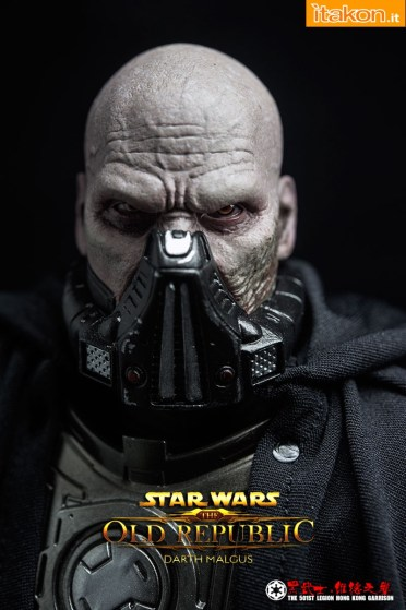 Darth Malgus 16 figure di Sideshow (4)