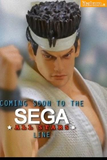 Virtua Fighter: Akira Yuki  statue di First 4 Figures