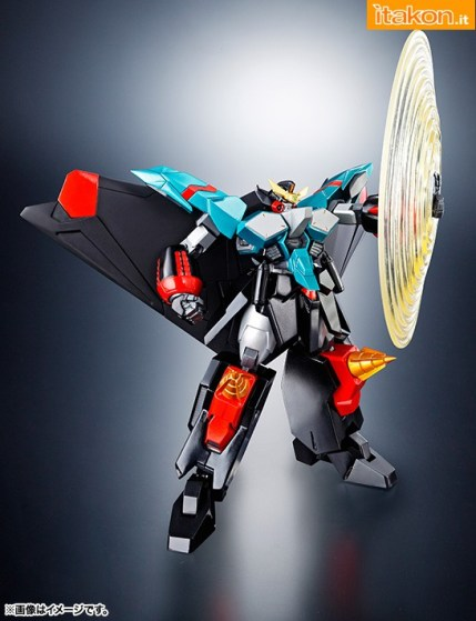 Super Robot Chogokin Gaofighgar (5)