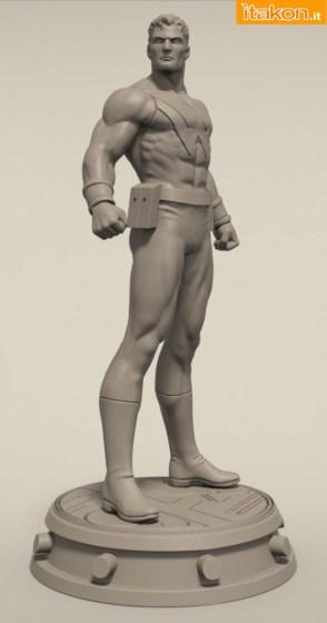 Wonder Man statue  (1)