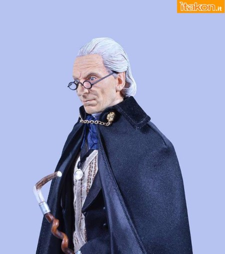 Big Chief Studios: Presenta The first Doctor 1/6 scale figure - Prima Foto Teaser